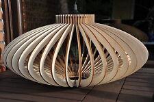Hängeleuchte  Pendelleuchte Deckenlampe  Modern Küche Wohnzimmer Holz Neu