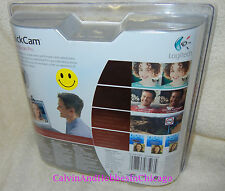Logitech QuickCam for Notebooks Pro Web Cam with Headset NEW !