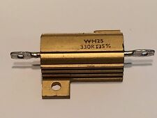 330R 25WATT METAL CLAD POWER RESISTOR    blb159