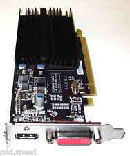 1GB 1024MB DDR3 Low Profile Half Height Size Slim PCI-E x16 Video Graphics Card