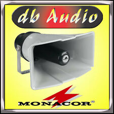 Monacor IT-35 Altoparlante Cassa Speaker Audio a Tromba  100V 25W MAx IP 66