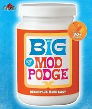 The Big Book of Mod Podge: Decoupage Made Easy, Plaid Enterprises, Inc., New Con