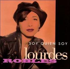 Soy Quien Soy by Lourdes Robles (CD, Feb-1996, Sony Music Distribution (USA))