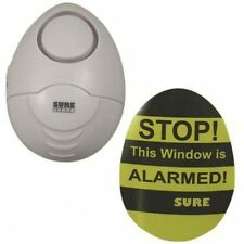 Sureguard Glass Alarm SGGB - Window Alarm Glass Guard Shock/Vibration Sensor