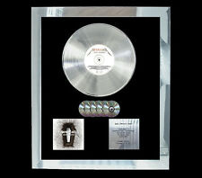 METALLICA DEATH MAGNETIC  MULTI (GOLD) CD PLATINUM DISC FREE POSTAGE!!