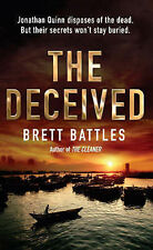 The Deceived by Brett Battles Small Paperback 20% Bulk Book Discount