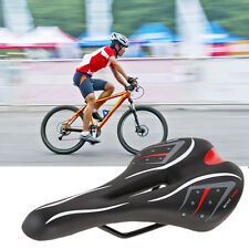 Cycling Mountain Bicycle Road Bike Soft Comfort Cushion Pad Saddle Seat