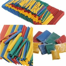 260x Assortment Insulation Heat Shrink Sleeve Electrical Tube Tubing Wrap Wire