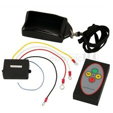 12 Volt Winch Wireless Remote Control Kit for Truck Jeep ATV Warn Ramsey