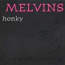 Honky by Melvins (CD, May-1997, Amphetamine Reptile Records)