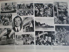 Photo article revoultion in Argentina end of Peron 1955