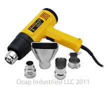 1500 Watt Electric Heat Gun - Paint Stripper - Dent Removal Tool - Dual Speed