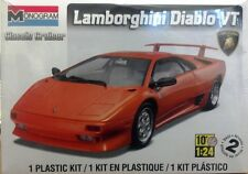 Revell Monogram LAMBORGHINI DIABLO VT  Model Kit 1/24