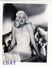Diana Dors busty sexy VINTAGE Photo