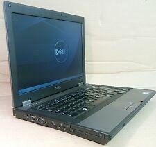 """DELL E5410 Core i5 2.67GHz 4GB 320GB DVDRW 14"""" Windows 7 laptop"""