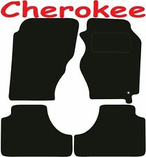 Jeep Cherokee Liberty Tailored car mats ** Deluxe Quality ** 2008 2007 2006 2005