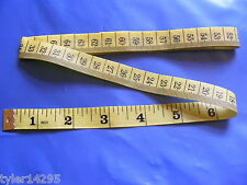 """TAPE MEASURE*SEWING*NEEDLECRAFT*MEASURING* DRESS MAKERS*60"""" *152cm*DIET AID*NEW"""