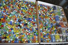HUGE VINTAGE MARBLE COLLECTION!!! OVER 1,000 MARBLES!!! MUST SEE!!!