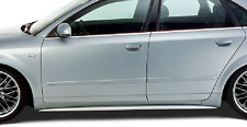 AUDI A4 B6 ( 2000-2004), B7 (2004-2009) SIDE SKIRTS - NEW - TUNING