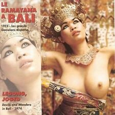 DEVILS AND WONDERS IN BALI (GAMELAN) NEW CD