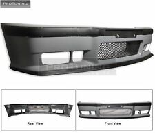 BMW e36 3 Series Tuning set M Sport front bumper with GTR lip splitter M3