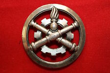 100% ORIGINAL FRENCH ARMY MATERIAL TROOPS BERET BADGE NOT FOREIGN LEGION