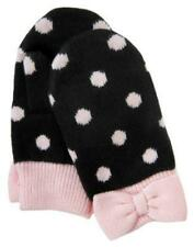 NWT GYMBOREE TRES FABULOUS DOTS GLOVES MITTENS 12 24