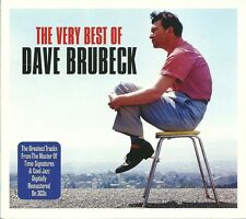 THE VERY BEST OF DAVE BRUBECK - 3 CD BOX SET - TAKE FIVE & MORE