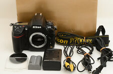 Nikon D700 12.1 MP Digital SLR Camera - Black Body [Good] from Japan (03-G60)