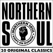 Northern Soul: 20 Original Classics by Various Artists (CD, Jul-2010, UMC...