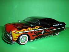 HARDWARE HANK STORES 1949 FORD CUSTOM HOT STREET ROD RACER REPLICA MODEL DIECAST