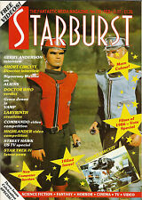 Starburst Magazine #102 (Feb. 1987) Cinema/Television Sci-Fi/Fantasy VF