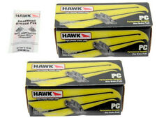 Hawk Performance Brake Pads Front + Rear Camaro SS Cadillac STS CTS Volvo S60 V7