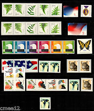2015 Complete Definitive year with pairs set/38 - MNH