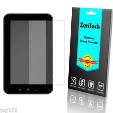 "3X ZenTech Anti-glare Matte Screen Protector For 7"" Tablet MID PAD + LED Stylus"