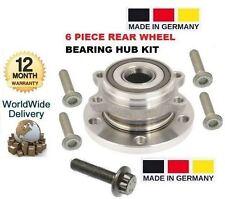 FOR VOLKSWAGEN VW GOLF MK6 TSI GTI 2.0R GTI TDI 2008-2012 REAR WHEEL BEARING KIT
