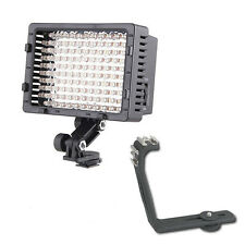 Pro 2 LED camcorder video light for Sony a5000 a5100 a6000 NEX-5T a7 Alpha