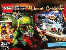 Lego City Advent Calendar (2824) Brand New. From 2010.