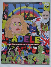 Adele Bat for Lashes NME Magazine  June 2016