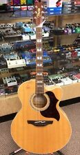 New, Old Stock Takamine EG523SC Jumbo Acoustic / Electric Guitar
