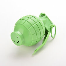 1 X Grenade Toy Bomb Tricky Toy Green for Fun Army Battle Game Boys alike HGUK