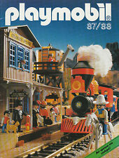 Playmobil catalogue/CATALOG/CATALOGUE * DIN a4 * 1987/88 NL