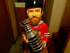 DUNCAN KEITH CHICAGO BLACKHAWKS 3 FOOT BOBBLE FOREVER COLLECTIBLES STANLEY