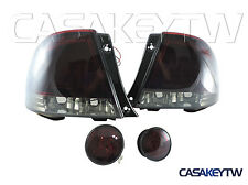 LEXUS IS200 IS300 LED RED SMOKE Tail Lights + Rear Trunk Led Lights ALTEZZA