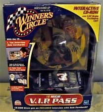 Dale Earnhardt Nascar 2000 VIP PASS w/ Die Cast Car 1:43 & Interactive CD NEW