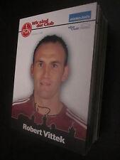44650 Robert Vittek 1.FC Nürnberg 07-08 original signierte Autogrammkarte