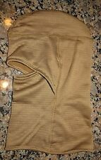 New Grid Fleece USMC Coyote brown Face Shield Balaclava Generation III Level 2