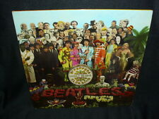 LP: The Beatles - Sgt. Pepper`s Lonely Hearts Club - incl. secret message
