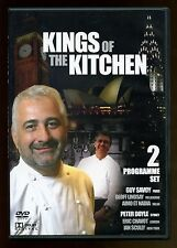 Kings Of The Kitchen 2 Programme Set, Guy Savoy, Peter Doyle DVD