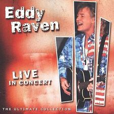 Live in Concert by Eddy Raven (CD, Jul-2002, Row Music Group)